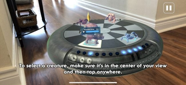'Star Wars: Jedi Challenges' iOS App Updates With ARKit Support for Holochess Mode