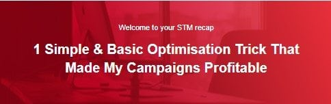 1 Simple & Basic Optimisation Trick That Made My Campaigns Profitable