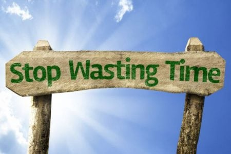 5 time-wasting exercises that bog down communicators