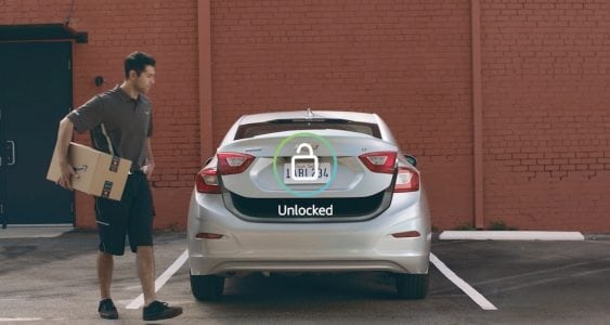 Amazon Key Expands to In-Car Deliveries in Select U.S. Cities