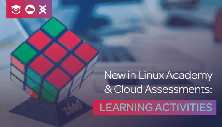 Announcing Learning Activities