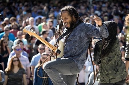 Apple Celebrates Earth Day With Ziggy Marley Concert, Apple Music Playlists,