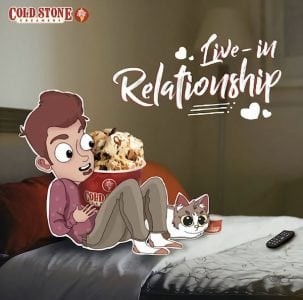 Artist Caught Cold Stone Creamery Tracing His Works For Ad Campaign