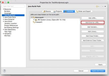 Automating Your Feature Testing With Selenium WebDriver