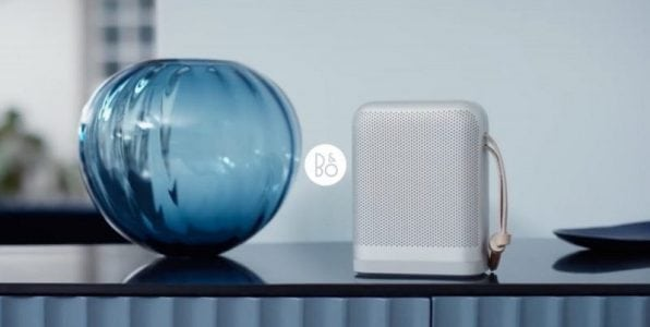 B&O Announces 'Premium, Powerful, Portable' Beoplay P6 Wireless Speaker