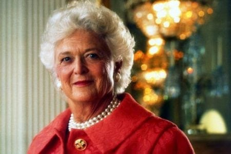 Barbara Bush remembered for her kindness and cutting wit