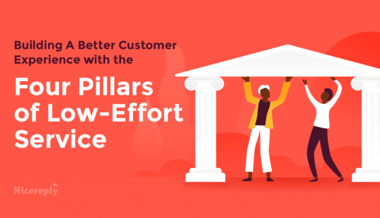Build Better Service: Four Pillars of Low-Effort Customer Experience