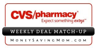 CVS: Deals for the week of April 15-21, 2018