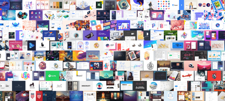 Congratulations to Dribbble for One Trillion Served