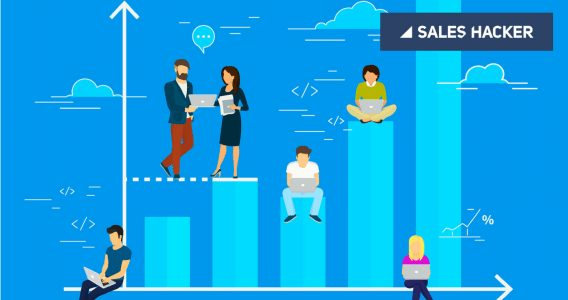 How I Built a High-Performing Data Driven Sales Team [And How You Can Too]