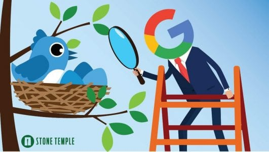 How Much Does Google Index Twitter in 2018?