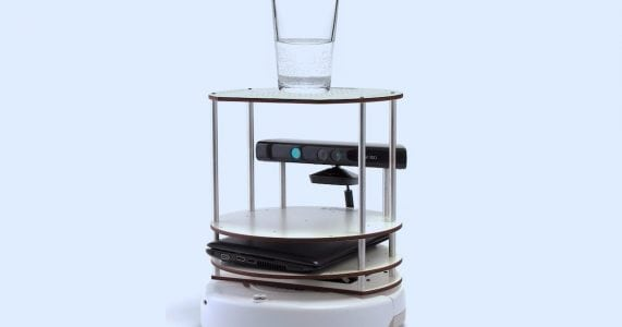 How Not to Order Water from a Robot Waiter