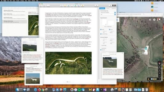 How to Float Notes Over Application Windows in macOS