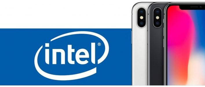 Intel to Supply Apple With 70% of LTE Chips Needed for 2018 iPhones