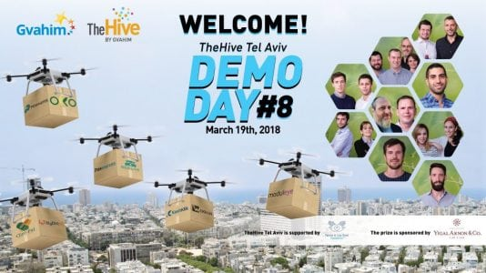 KashKlik Pitch at TheHive Demo Day