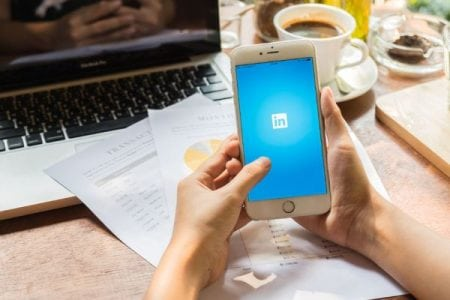 LinkedIn e-book offers PR and marketing tips