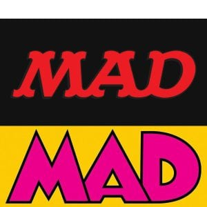 MAD Magazine Unveils Its First Logo Redesign In 63 Years
