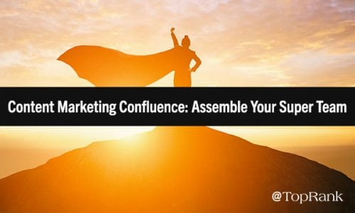 Marketers, Assemble! The Super-Powered Team-Up of Content Marketing Confluence
