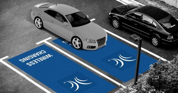 Mystery Brand EV Will Offer WiTricity's Wireless Charging This Year
