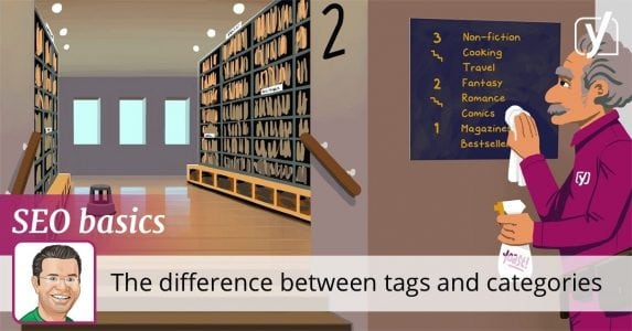 SEO basics: The difference between tags and categories