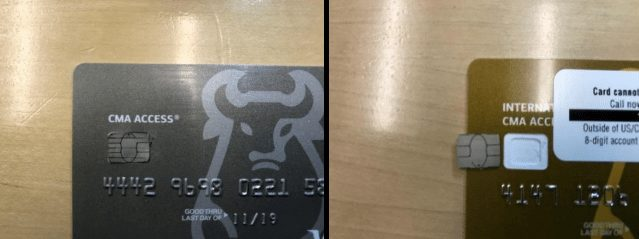 Secret Service Warns of Chip Card Scheme