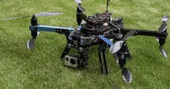 Spectral Monitoring for Drone Defense Applications