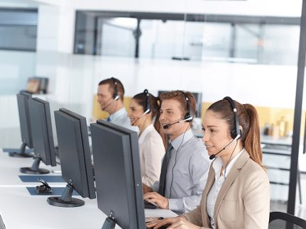 The Intelligent Contact Center in Action