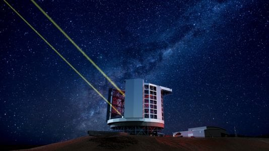 The giant telescopes that will change everything we know about the universe