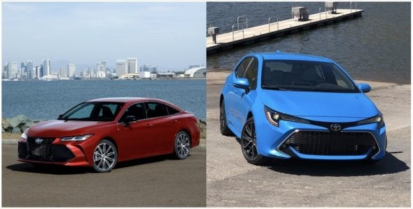 Toyota Brings CarPlay, Apple Watch Support, Qi Charging and More to 2019 Avalon and Corolla Hatchback