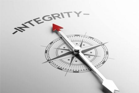 Trust and Integrity Is the Currency in Which You Trade