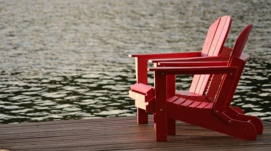 Use social media to promote your outdoor living ideas and products