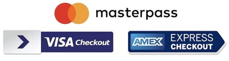 Visa, Mastercard, Amex, and Discover Plan Combo Checkout Button to Compete With PayPal