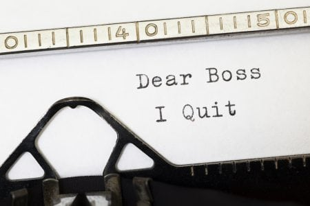 Why Employees Are Quitting