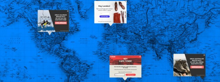 Why Geo-targeting Your Website Content Is a No-brainer