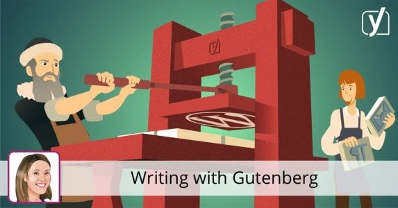 Writing with Gutenberg