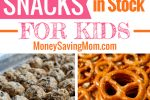 20 Frugal & Healthy Snack Ideas for Kids