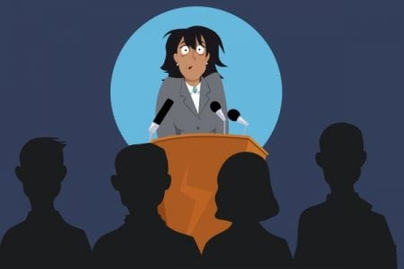 6 tips to help shy speakers make strong presentations