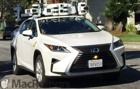 Apple Continues to Expand Self-Driving Car Fleet