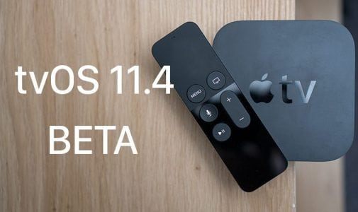 Apple Seeds Third Beta of tvOS 11.4 to Developers [Public Beta Available]