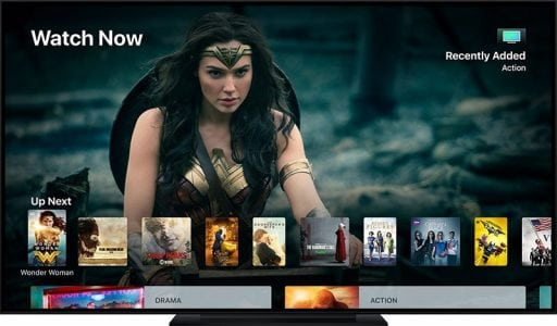 Apple to Sell Subscriptions to Streaming Services Through its TV App
