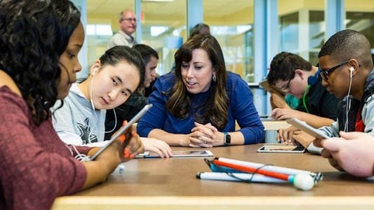 Apple's Everyone Can Code Curriculum Expanding to Schools Serving Blind and Deaf Students