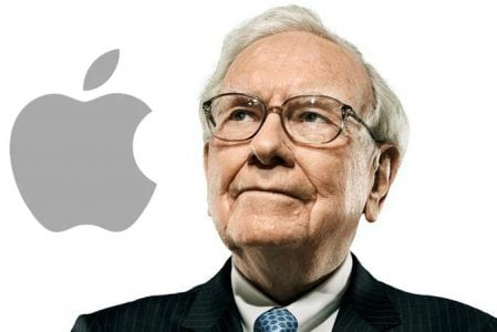 Apple's Stock Price Reaches All-Time High as Warren Buffett Continues to Praise Company