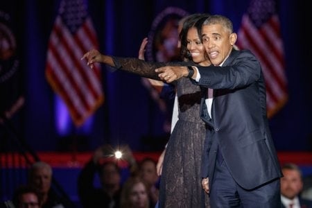 Barack and Michelle Obama Confirmed To Produce Films And Series For Netflix