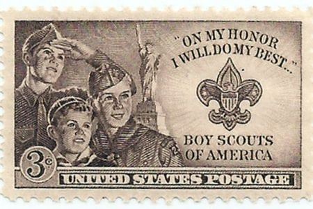 Boy Scouts rebrand to appeal to female members