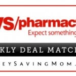 CVS: Deals for the week of May 6-12, 2018