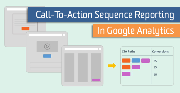 Call-To-Action Sequence Reporting in Google Analytics