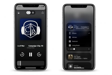 Castro Podcasts Updates With Quicker AirPlay Controls, Cleaner Layout, Apple Watch App, and More
