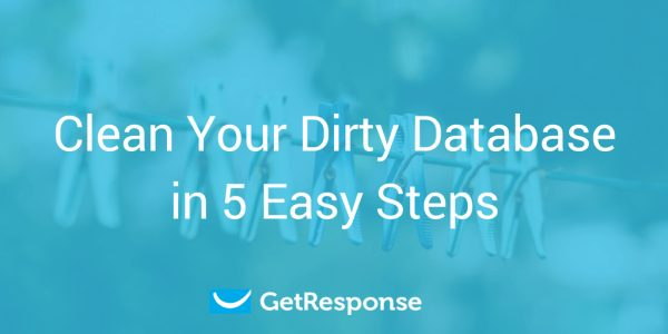 Clean Your Dirty Database in 5 Easy Steps