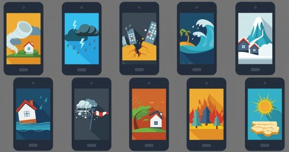 Coding for Catastrophe: Contest Seeks Apps to Mitigate Effects of Natural Disasters