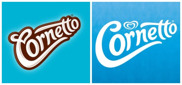Cornetto Redesigns Logo And Packaging For A Younger, Fresher Look
